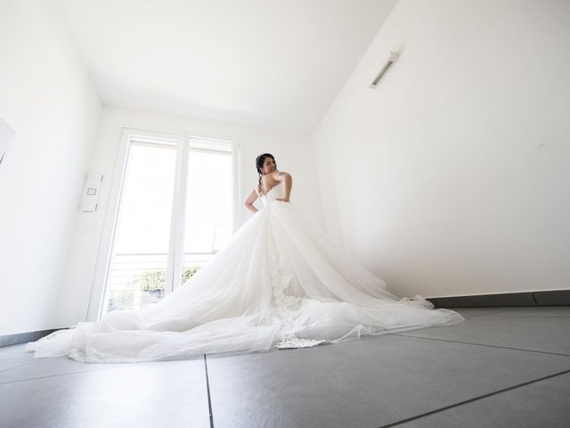 Il matrimonio di Simone e Sara a Arcisate, Varese 15
