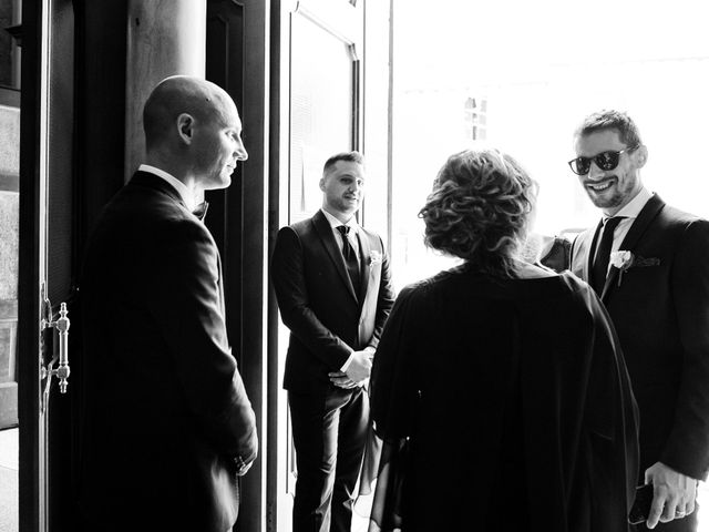 Il matrimonio di Simone e Sara a Arcisate, Varese 17