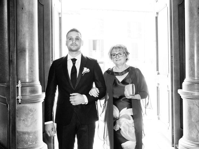 Il matrimonio di Simone e Sara a Arcisate, Varese 18