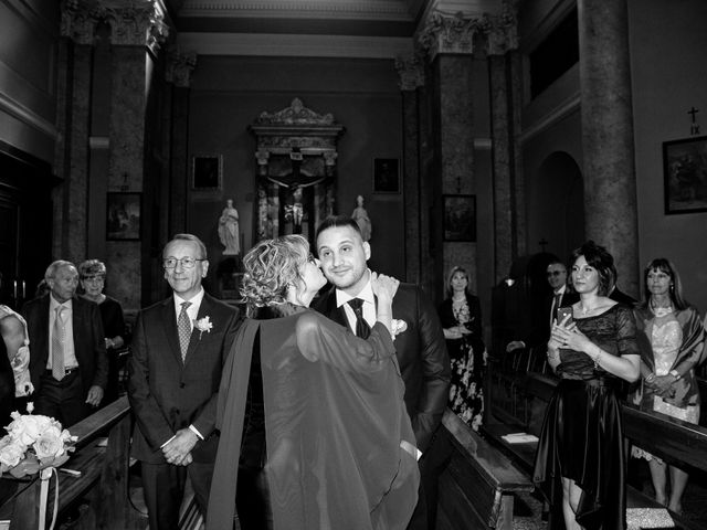 Il matrimonio di Simone e Sara a Arcisate, Varese 19