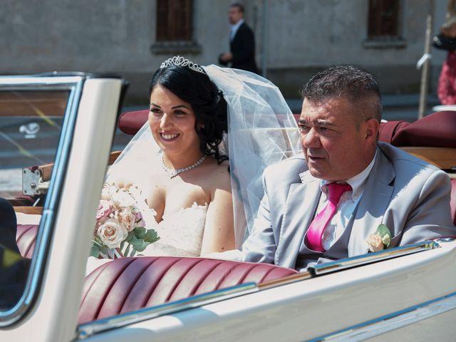 Il matrimonio di Simone e Sara a Arcisate, Varese 20