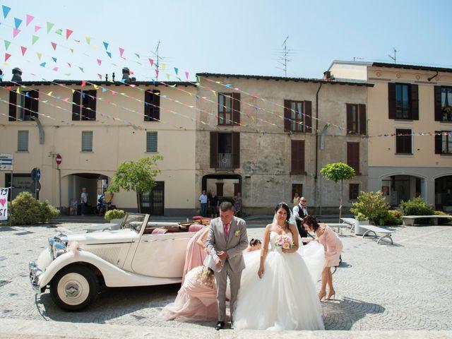 Il matrimonio di Simone e Sara a Arcisate, Varese 22