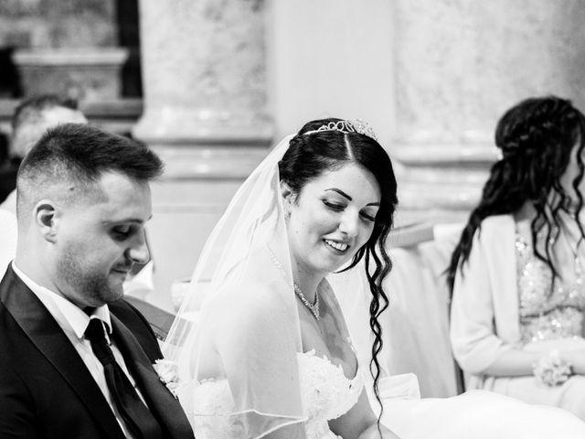 Il matrimonio di Simone e Sara a Arcisate, Varese 26