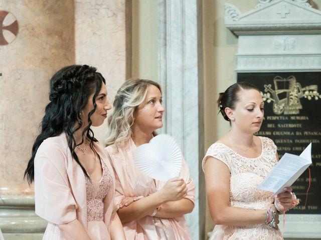 Il matrimonio di Simone e Sara a Arcisate, Varese 27