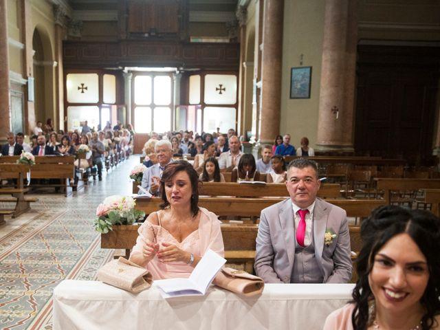 Il matrimonio di Simone e Sara a Arcisate, Varese 28