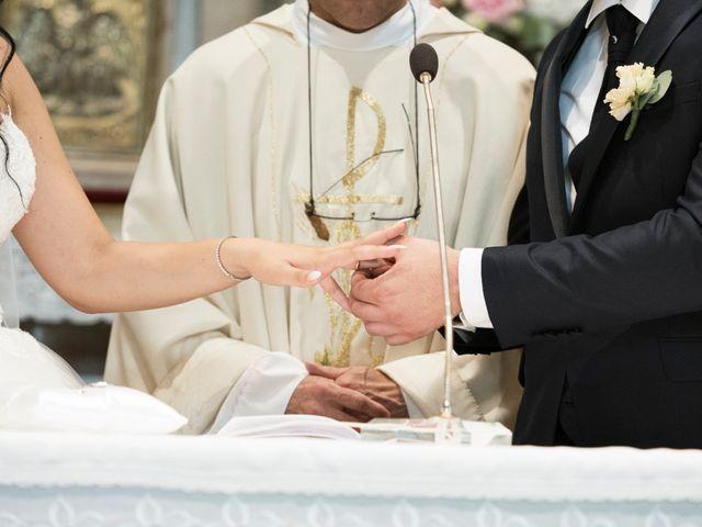 Il matrimonio di Simone e Sara a Arcisate, Varese 31