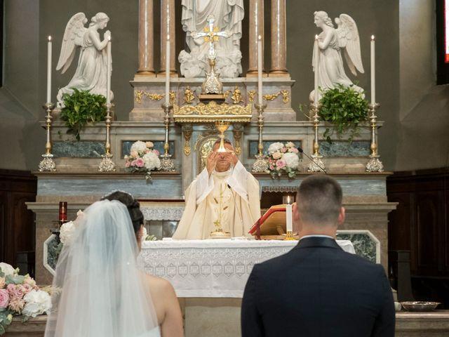 Il matrimonio di Simone e Sara a Arcisate, Varese 33