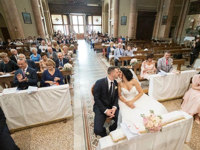 Il matrimonio di Simone e Sara a Arcisate, Varese 34