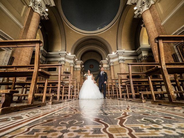 Il matrimonio di Simone e Sara a Arcisate, Varese 35