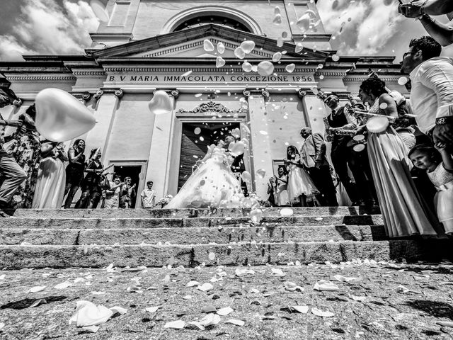 Il matrimonio di Simone e Sara a Arcisate, Varese 36