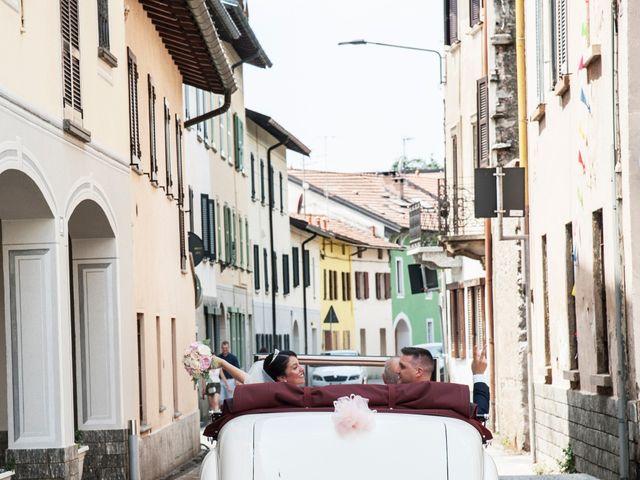 Il matrimonio di Simone e Sara a Arcisate, Varese 39