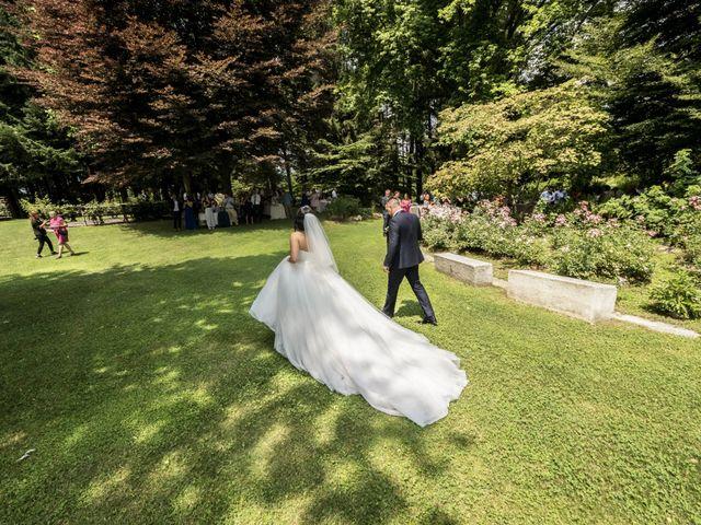 Il matrimonio di Simone e Sara a Arcisate, Varese 40