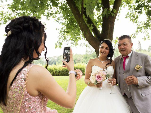 Il matrimonio di Simone e Sara a Arcisate, Varese 41