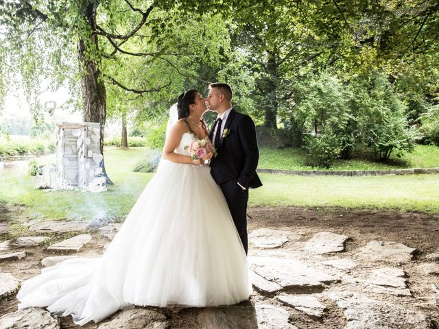 Il matrimonio di Simone e Sara a Arcisate, Varese 45