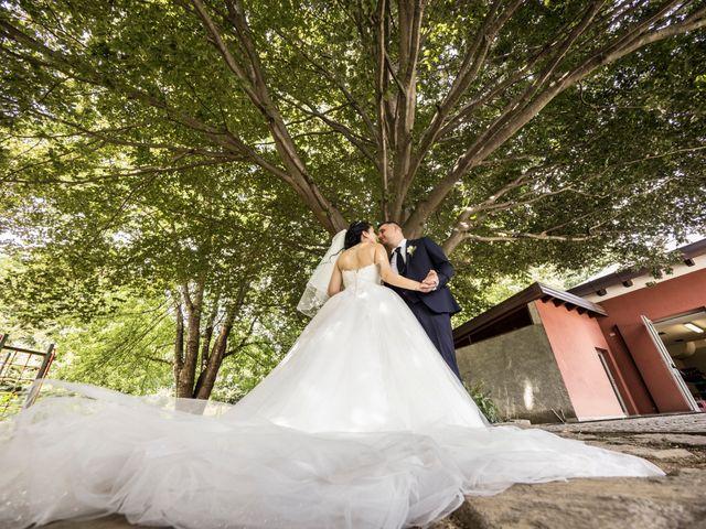 Il matrimonio di Simone e Sara a Arcisate, Varese 50