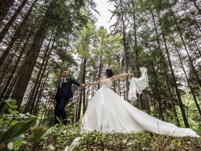 Il matrimonio di Simone e Sara a Arcisate, Varese 51