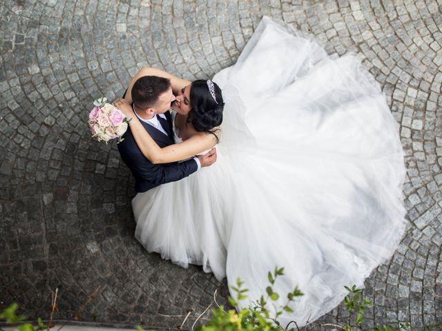 Il matrimonio di Simone e Sara a Arcisate, Varese 53