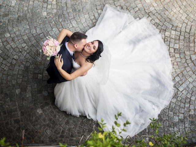 Il matrimonio di Simone e Sara a Arcisate, Varese 54
