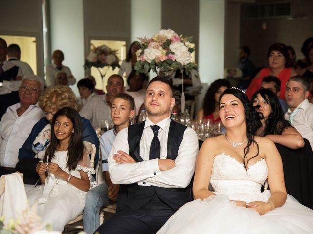 Il matrimonio di Simone e Sara a Arcisate, Varese 59