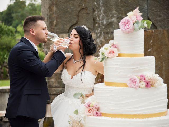 Il matrimonio di Simone e Sara a Arcisate, Varese 60