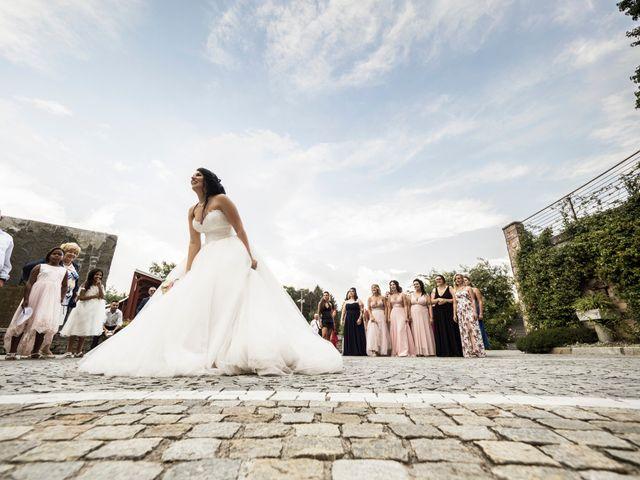 Il matrimonio di Simone e Sara a Arcisate, Varese 62