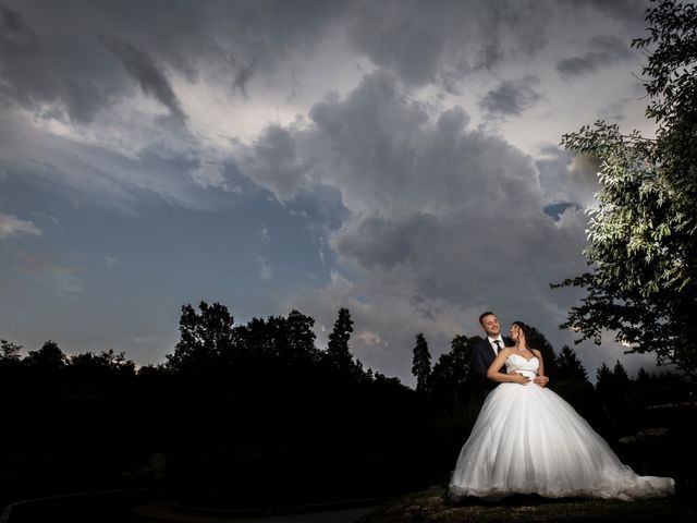 Il matrimonio di Simone e Sara a Arcisate, Varese 64