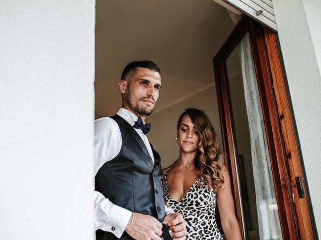 Il matrimonio di Leonardo e Tanita a Morro d'Oro, Teramo 5