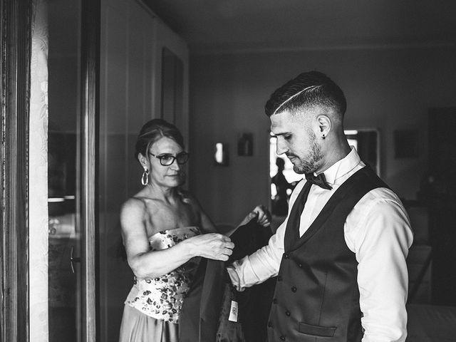 Il matrimonio di Leonardo e Tanita a Morro d'Oro, Teramo 7