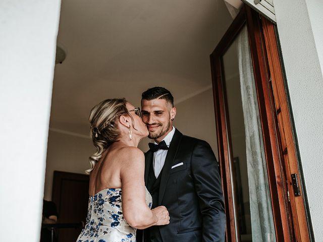Il matrimonio di Leonardo e Tanita a Morro d'Oro, Teramo 8
