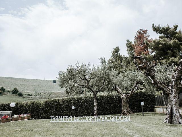 Il matrimonio di Leonardo e Tanita a Morro d'Oro, Teramo 13