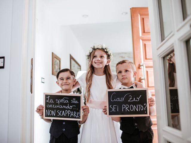 Il matrimonio di Leonardo e Tanita a Morro d'Oro, Teramo 18