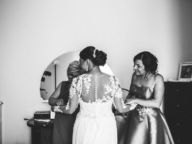 Il matrimonio di Leonardo e Tanita a Morro d'Oro, Teramo 24