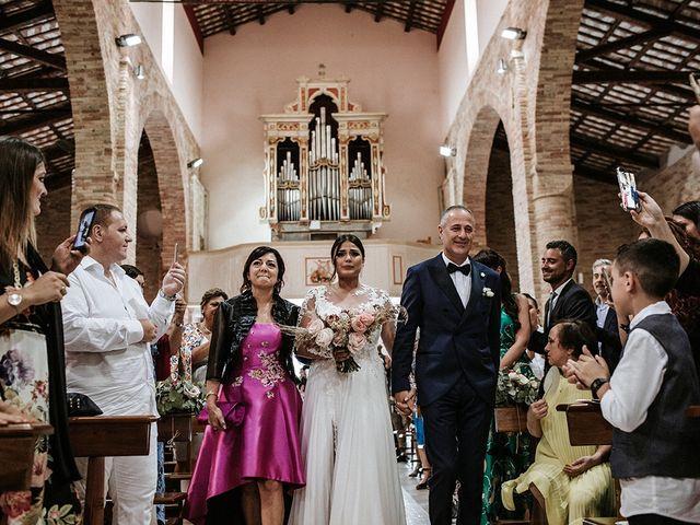 Il matrimonio di Leonardo e Tanita a Morro d'Oro, Teramo 37