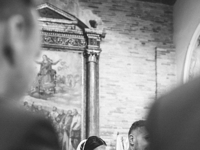 Il matrimonio di Leonardo e Tanita a Morro d'Oro, Teramo 45
