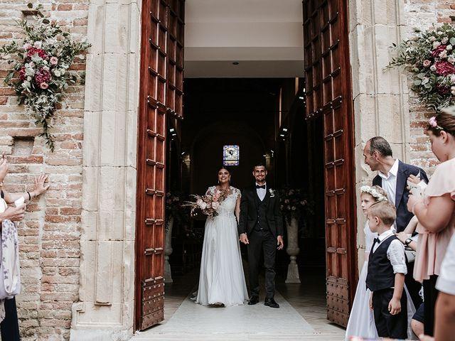Il matrimonio di Leonardo e Tanita a Morro d'Oro, Teramo 48