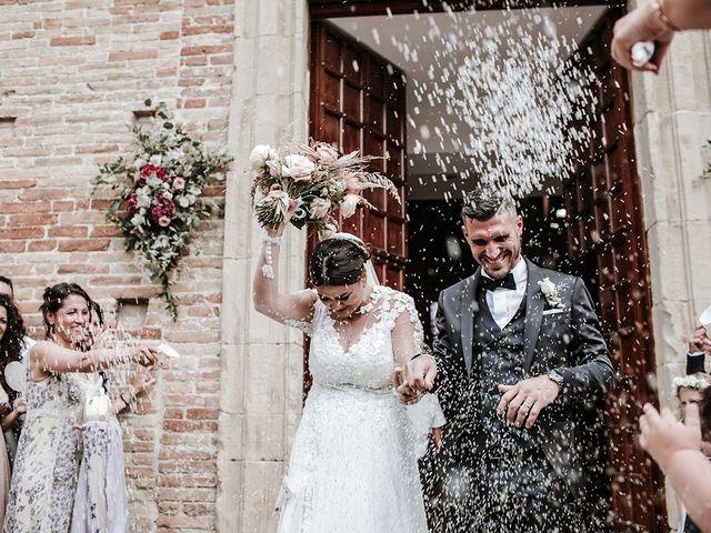 Il matrimonio di Leonardo e Tanita a Morro d'Oro, Teramo 49