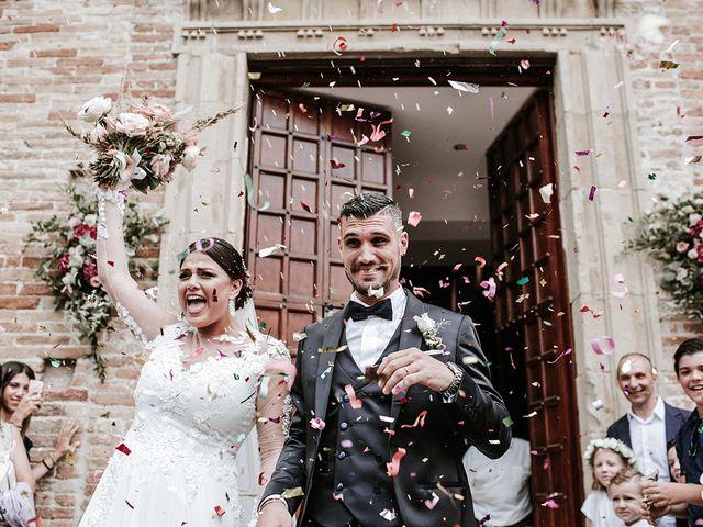 Il matrimonio di Leonardo e Tanita a Morro d'Oro, Teramo 50