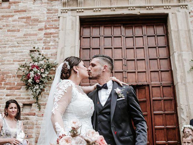 Il matrimonio di Leonardo e Tanita a Morro d'Oro, Teramo 51