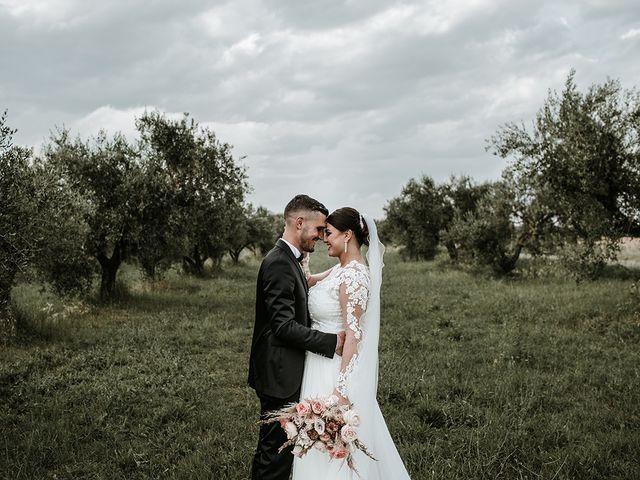 Il matrimonio di Leonardo e Tanita a Morro d'Oro, Teramo 55
