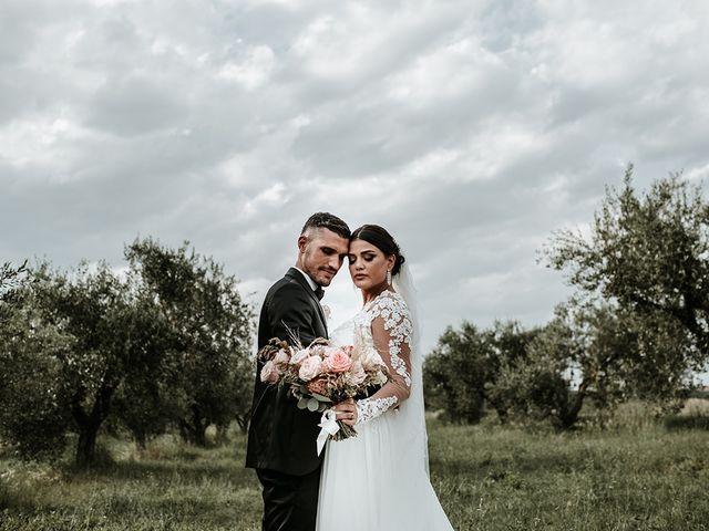 Il matrimonio di Leonardo e Tanita a Morro d'Oro, Teramo 56