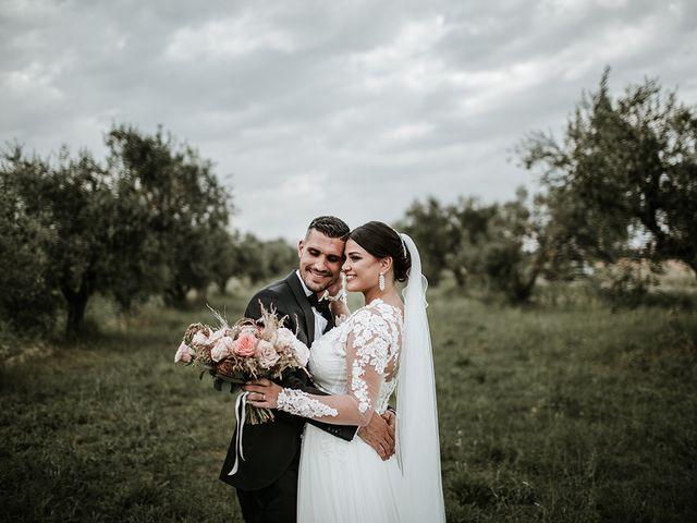 Il matrimonio di Leonardo e Tanita a Morro d'Oro, Teramo 57