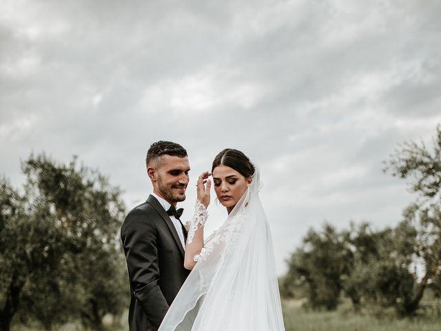 Il matrimonio di Leonardo e Tanita a Morro d'Oro, Teramo 58