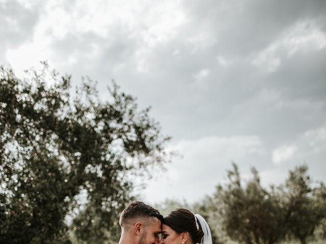 Il matrimonio di Leonardo e Tanita a Morro d'Oro, Teramo 60
