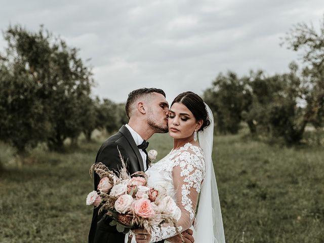Il matrimonio di Leonardo e Tanita a Morro d'Oro, Teramo 63