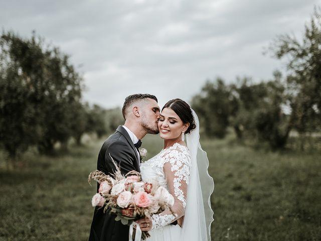Le nozze di Tanita e Leonardo
