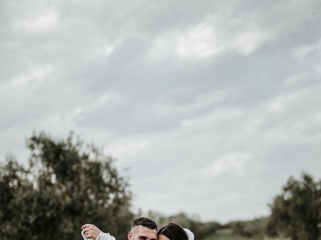 Il matrimonio di Leonardo e Tanita a Morro d'Oro, Teramo 64
