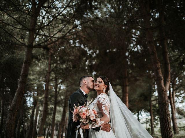 Il matrimonio di Leonardo e Tanita a Morro d'Oro, Teramo 66