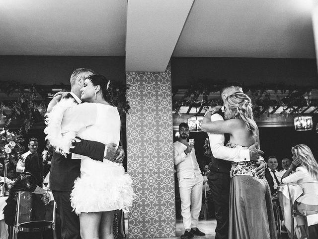 Il matrimonio di Leonardo e Tanita a Morro d'Oro, Teramo 74