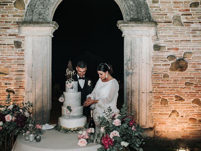 Il matrimonio di Leonardo e Tanita a Morro d'Oro, Teramo 75