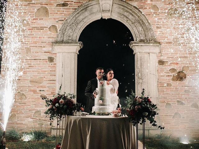Il matrimonio di Leonardo e Tanita a Morro d'Oro, Teramo 76